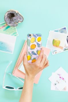 DIY Printable Smart Phone Case Designs | lovelyindeed.com