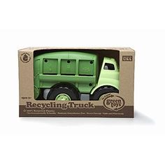 Green Toys Recycling Truck $24.99