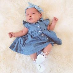 My pretty little lady. View more Coco Rocha on WhoSay Cute Baby Girl Names, Cute Baby Girl Pictures, Baby Girl Images, Cute Little Baby, Baby Kind, Cute Baby Clothes, Cute Babies, Baby Girl Dress Patterns, Baby Dress