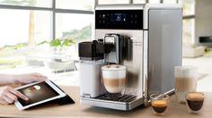 Saeco GranBaristo Avanti: Vernetzter Vollautomat für Kaffeegenießer