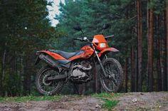 Мотоцикл M1NSK X 200