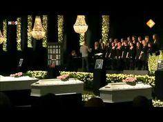 Herdenking Slachtoffers Busongeluk Sierre Zwitserland
