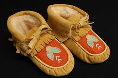 Visit us for various styles and types of Moccasins and Mukluks for every gender. #Native #NDN #Shoes #Slippers #Comfort www.kitigan.com
