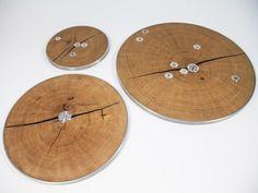 Die MLTs gibt es in 27 verschiedenen Varianten. Hier die 3 Größen: 30, 45 & 60cm Barware, Coasters, Clock, Home Decor, Random Stuff, Watch, Homemade Home Decor, Bar Accessories, Drink Coasters
