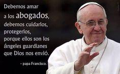 Abogados Papa Francisco