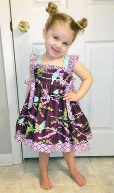 FFT Cindy Lou dress