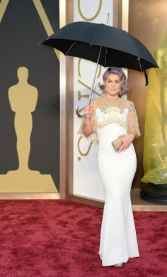 Oscary 2014: Kelly Osbourne w sukniBadgley Mischka, fot. East News
