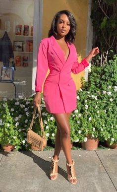 20 Casual Spring Work Outfits Ideas for Women Classy Outfits For Women, Blazer Outfits For Women, Classy Work Outfits, Sexy Outfits, Stylish Outfits, Fashion Outfits, Clothes For Women, Women Blazer, 19th Birthday Outfit
