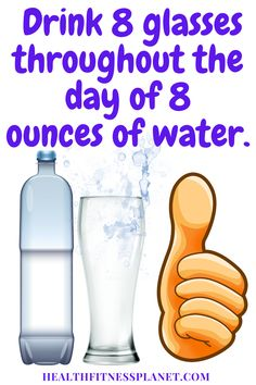 Weight Loss Water, Drinking Water, How To Lose Weight Fast, Glass Of Milk, Drinks, Drinking, Beverages, Drink, Beverage