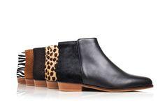 Les nouvelles boots Bobbies Paris - LA SAUVAGEONNE http://www.bobbies.fr/fr/21415044-chelsea-boots-plates-femme