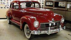 1947 Hudson Super Six Club Coupé