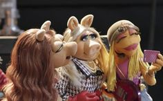Miss Piggy, Janice & Denise