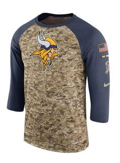cafcbf5c7f0 Join your favorite NFL squad in saying thanks to those who protect your  country with this