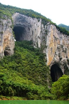 Getu River Caves in Ziyun - National Park of China by #Landscape #image #nature…