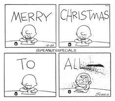 First Appearance: December 25th, 1961 #peanutsspecials #ps #pnts #schulz #charliebrown #merrychristmastoall www.peanutsspecials.com Peanuts Christmas, Merry Christmas To All, Cartoon Jokes, Cartoons, Charlie Brown And Snoopy, December 25, Peanuts Snoopy, Holiday Activities, Special Day