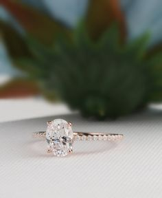 Art Deco Engagement Ring, Oval Cut Simulated Diamond Ring, Mil-grain Ring, Vintage Wedding Rin - waff life photos and shared Engagement Ring Rose Gold, Dream Engagement Rings, Princess Cut Engagement Rings, Halo Engagement Rings, Engagement Ring Settings, Vintage Engagement Rings, Princess Wedding, Tiffany Engagement, Affordable Engagement Rings
