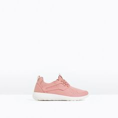 CONTRAST SNEAKERS-SHOES-GIRL | 4-14 years-KIDS | ZARA United States
