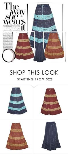 Women's Summer Gypsy Skirts by baydeals on Polyvore  http://stores.ebay.com/mogulgallery/Long-Skirt-/_i.html?rt=nc&_fsub=665888919&_sid=3781319&_trksid=p4634.c0.m14.l1513&_pgn=3