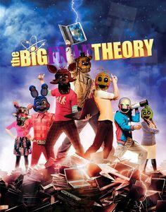 The Big Fnaf Theory by longlostlive.deviantart.com on @DeviantArt