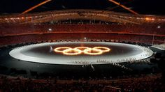 Attend the Olympic Games DONE IT!!!