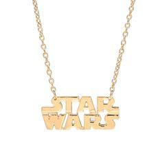 Star Wars Logo Necklace