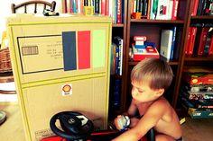 Rosa Mitnik: Dětská čerpací stanice