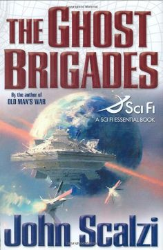 The Ghost Brigades- whole series is brilliant
