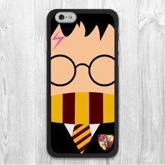 Fun Harry Potter Hard Cover for iPhone