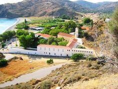 Monastery of Agia Markella Chios Greece