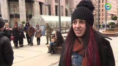 Девушка из Армении добилась мировой известности, выступая на улице