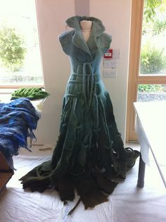 Gowns Pagan Wicca Witch:  Woodland #gown.