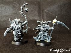 Dark Imperium — a closer look at the Death Guard models | eternalhunt