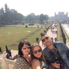 #mytajmemory by olga_sar01 #IncredibleIndia #tajmahal