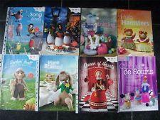 ALAN DART TOY KNITTING PATTERNS 8 TO CHOOSE FROM Jean Greenhowe, Alan Dart, Stuffed Toys Patterns, Birkin, Free Pattern, Knitting Patterns, Lunch Box, Dolls, Ebay