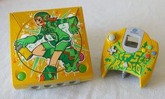 sweet, custom Jet Grind Radio Dreamcast that I wish I had. From illustrator and console-painter, Oskunk