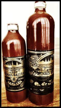 Balsams Latvian drink