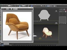 Chair Fredericia  Swoon - YouTube
