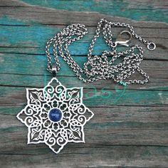 Crochet Earrings, Mandala, Silver, Jewelry, Jewlery, Money, Bijoux, Schmuck, Jewerly