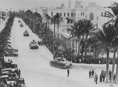 German Forces at Tripoli