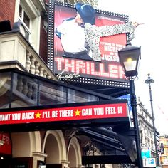 The Living and Lifestyle News Blog: Thriller Live at the Lyric Theatre in London Was A...