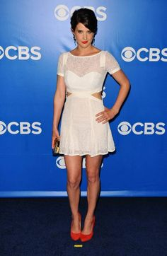 Colbie Smulders; I absolutley adore this look!