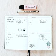 Hello Wednesday! It's really almost Thursday which is practically Friday, yay! I'm working today, then one lecture this evening, which is officially the last one before break. Wishing you all a great day! ☺ #bulletjournal #bulletjournaling #bulletjournaladdict #bulletjournalcommunity #bujo #bujojunkies #bujobeauty #planning #planneraddict #plannercommunity #leuchtturm1917 #leuchtturm #motivation #study #student #studygram