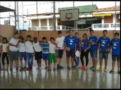 Diretoria de Ensino de Taquaritinga - Município de Ibitinga - Escola Josepha Maria de Oliveira Bersano Profa - Temática esporte na escola e na comunidade - Projeto Poligincana.