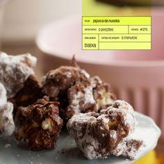Pipoca de Nutella. | 18 receitas com Nutella que vão fazer você ir já para a cozinha
