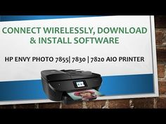 HP Photosmart 6525 6520 Printer Not Printing Black Ink - HP