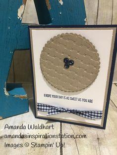 Stampin' Day Get Away Card Swap – Amanda's Inspiration Station
