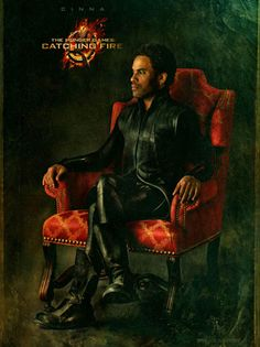 'The Hunger Games: Catching Fire': The Character Posters