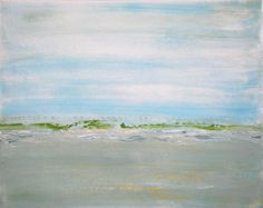 Seascapes & Landscapes Mixed media with acrylics on canvas.