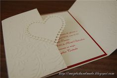 Iulia Wedding Invitation.