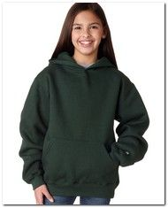 $21.98 > Badger 2254 Youth Hooded Sweatshirt - Available Colors:2, Size Range:S - L